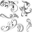Vector,Decoration,Corner,Scroll Shape,Swirl,Floral Pattern,Flower,Design,Single Flower,Ornate,Frame,Black And White,Design Element,Art,Backgrounds,Victorian Style,Modern,Spiral,Embroidery,Elegance,Line Art,Leaf,Abstract,Computer Graphic,Gothic Style,Curled Up,Curve,Ilustration,Sketch,Art Product,Creativity,Old-fashioned,Summer,Springtime,Drawing - Art Product,Branch,Cultures,Clip Art,Beautiful,Beauty In Nature,Classical Style,Color Image,Wave Pattern