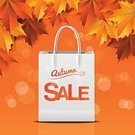 Background,Banner,Market,Holiday - Event,Promotion,Illustration,Leaf,Poster,Fashion,Banner - Sign,Price,Business Finance and Industry,Store,Retail,Price Tag,Sale,Autumn,Shopping,Season,Maple Tree,Commercial Sign,Backgrounds,Arts Culture and Entertainment,Vector,Design,Label,Bag,Orange Color,Shopping Bag,Red,White Color
