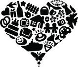Wedding,Baby,Symbol,Furniture,Silhouette,Heart Shape,Purse,Car,Computer Icon,Vector,Sofa,Pattern,Group of Objects,Community,Love,Shoe,Ring,Butterfly - Insect,Camera - Photographic Equipment,Black Color,Gift,Airplane,Engagement,Travel,Montage,Outline,Married,Computer Graphic,Human Lips,Print,Design,Plan,Black And White,Cocktail,Lipstick,Make-up,Hair Dryer,Dress,Creativity,Picket Fence,Large Group of Objects,Togetherness,Engagement Ring,Two Parents,Monochrome,Modern Life,Illustrations And Vector Art,Suburban Life,Concepts And Ideas