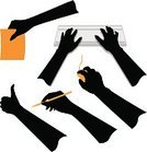 Human Hand,Silhouette,Writing,Typing,Pen,Computer Mouse,Holding,Paper,Computer Keyboard,Pencil,Vector,Human Arm,Document,Sign,Ilustration,Touching,Surveillance,Sign Language,Shadow,Communication,Human Finger,Positive Emotion,Gesturing,Tracing,Message,Dactylology,Global Communications,Concepts And Ideas,Business,People