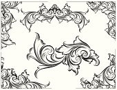 Scroll Shape,Art Deco,Acanthus Plant,Engraving,Victorian Style,filigree,Engraved Image,Ornate,Leaf,Gothic Style,Art Nouveau,Black Color,Swirl,Vector,Antique,Angle,Old-fashioned,Retro Revival,Cross Hatching,Elegance,Luxury,Design Element,Spiral,Corner Design,Vector Florals,Vector Ornaments,Illustrations And Vector Art,Intricacy,Vector Backgrounds