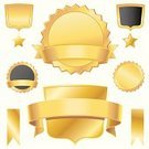 Banner,Badge,Winning,Award,Shield,Gold Colored,Success,Gold,Security,Medal,Seal - Stamp,Certificate,Ribbon,Placard,Insignia,warranty,Symbol,Metal,Flag,Vector,Luxury,Majestic,Metallic,Scroll Shape,Patriotism,Film Industry,Modern,History,Shiny,Data,Yellow,Silk,Colors,Message,Cultures,Ideas,Information Medium,Star Burst,Concepts And Ideas,Reflection,Objects/Equipment,Holidays And Celebrations