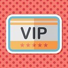 Very Important,Vip Card,Luxury,No People,Illustration,Certificate,Organized Group,Vector,Label