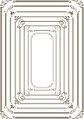 Frame,Elegance,Retro Styled,No People,Deco - Soccer Player,Art And Craft,Art,Calligraphy,Victorian Style,Award,Old-fashioned,Ornate,Single Line,Decorating,Illustration,Christmas Decoration,2015,Decoration,Picture Frame,Backgrounds,Vector,Gold Colored