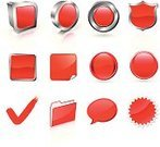 Push Button,Three-dimensional Shape,Symbol,Red,Check Mark,Square Shape,Computer Icon,Circle,Shield,Label,Blank,File,Speech Bubble,Ring Binder,Valentine's Day - Holiday,Love,Metallic,Communication,Empty,Star Shape,template,At The Edge Of,Romance,Bent,Orthographic Symbol,Curled Up,Discussion,Global Communications,Star Burst,Page Curl
