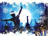 Party - Social Event,Christmas,Winter,Dancing,Music,Snow,Holiday,Teenager,People,Silhouette,Adulation,Backgrounds,Frame,Friendship,Abstract,Space,White,Crowd,Event,Gift,Entertainment,Tree,Season,Celebration,Fun,Elegance,Paintings,Nightlife,Happiness,Snowflake,Traditional Festival,Greeting,Vector,Pattern,Young Adult,Human Hand,Decoration,Hat,Dance,Christmas,People,Painted Image,Arts And Entertainment,Holidays And Celebrations