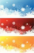 Winter,Banner,Christmas,Backgrounds,Orange Color,Snowflake,Blue,Vector,Backdrop,Ilustration,Ornate,Celebration,Season,Computer Graphic,Christmas Ornament,Christmas Decoration,Striped,Pattern,Red,Art,Wave Pattern,Shape,Color Image,Paint,Image,Style,Abstract,White,Star Shape,Design Element,Decoration