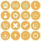 Power-off,Ui,Service,Cancellation,Mail,Telephone Directory,Background,Delete Key,Service,Illustration,Receiving,Symbol,2015,E-Mail,Internet,Using Computer,Moving Up,Log Out,Circle,Basket,Backgrounds,Vector,Yellow