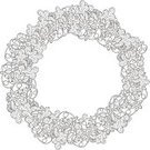 61184,Frame,Abstract,Elegance,East,Retro Styled,Ethnicity,East Asia,Flower,Doodle,Painted Image,Beauty,Old-fashioned,Ornate,Illustration,2015,Backdrop,Circle,Decoration,Picture Frame,Backgrounds,Print,Decor,Textured Effect,Vector,Design,Pattern