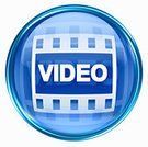 Video,Symbol,Computer Icon,Video Still,Interface Icons,Movie,Home Video Camera,Film,Design,Computer Graphic,Blue,Film Reel,Glass - Material,Film Industry,Camera Film,Frame,Television Camera,Shiny,Digitally Generated Image,Circle,Isolated,Cinematic,Sphere,White,LED,Isolated On White,Turquoise,Single Object,Style,Ilustration,render,Reflection,Shadow,Reflexion,Elegance,Isolated Objects,Isolated-Background Objects,No People