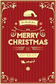 Carmin,Sparse,Celebration,Retro Styled,Art And Craft,Banner,Art,Holiday - Event,Greeting Card,Old-fashioned,Christmas,Cheerful,Illustration,Greeting,Symbol,Poster,Banner - Sign,2015,Joy,Photographic Effects,Insignia,Christmas Tree,Decoration,Backgrounds,Modern,Tree,Vector,Design,Label,Red,Colors
