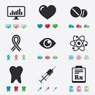 Square,Alertness,Biology,Computer Graphics,Medicine,Sign,Injecting,Chart,Collection,Document,Healthcare And Medicine,Illustration,Symbol,Computer Graphic,Vaccination,Syringe,Breast,Rx,Dental Health,Vector,Atom,Graph,Blue,Red