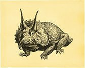 Dinosaur,Engraving,Ilustration,Old-fashioned,Engraved Image,Retro Revival,Animal,Antique,Arts And Entertainment,Reptiles,Visual Art,Animals And Pets,Horizontal,Old,Wildlife,Prehistoric Era