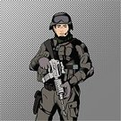 Adults Only,Adult,Tommy,Security,Service,Freedom,Danger,Protection,Men,Males,Silhouette,USA,No People,Computer Graphics,Background,Army,Full,Sign,Outdoors,Special Forces,Gun,Service,Police Force,Full,FBI,Illustration,People,Armed Forces,Computer Icon,Symbol,Cap,2015,Outline,Weapon,Computer Graphic,War,One Person,Military,Landscape,Comic Book,Backgrounds,Vector,Uniform,Cap,Gun Holster,Military Uniform,White Color,Black Color