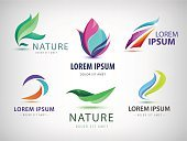 Abstract,No People,Computer Graphics,Background,Sign,Template,Pair,Illustration,Nature,Shape,Leaf,Symbol,Business Finance and Industry,2015,Organic,Computer Graphic,Insignia,Environment,Backgrounds,Business,Vector,Multi Colored,Beauty Product