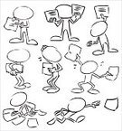 Animated Cartoon,Characters,Cartoon,Paper,Brochure,Sketch,Business,Marketing,Newspaper,Thinking,Design,File,Billboard,Job - Religious Figure,Working,Occupation,Pencil,Carrying,Flying,Document,Friendship,Holding,Searching,Blank Expression,New Business,Banner,Description,Art,Ink,Commercial Sign,corroborate,Ring Binder,Pointing,The Human Body,Gift,freehand,Circle,Organized Group,Vector,Gesturing,Sheet,Showing,Shape,Folded,no face,Black And White,Tracing,Clip Art
