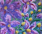 Palette Knife Painting,painting art,Artwork Painting,Horizontal,Creativity,No People,Background,Summer,Artist's Canvas,Nature,Leaf,2015,Palette,Season,Backgrounds,Photography,Purple