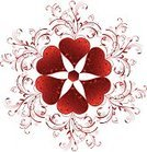 Single Flower,Heart Shape,Valentine's Day - Holiday,Rose - Flower,Red,Floral Pattern,Love,Abstract,Swirl,Pattern,Vector,Pink Color,Symbol,Backgrounds,Beauty,Petal,Design,Decoration,Shape,Art,Elegance,Romance,February,Ilustration,Ornate,Image,Happiness,Cultures,Celebration,Holiday,Painted Image,Travel Destinations,Vector Backgrounds,Illustrations And Vector Art,Vector Florals