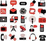 Religious Icon,Telephone,Text Messaging,Communication,Mobile Phone,Radio,Symbol,Computer Icon,The Media,Newspaper,Icon Set,Vector,Red,Fax Machine,Computer Network,Television Set,Internet,user,Global Communications,Headset,Set,Black Color,Information Medium,Globe - Man Made Object,Wireless Technology,Mail,Talking,Men,Data,Ilustration,Satellite Dish,Sphere,Message,Hands-free Device,Modem,Letter,Pen,Color Image,Vector Icons,Isolated Objects,Illustrations And Vector Art,Business,Rss Feed