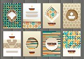 Creativity,Computer Graphics,Book,Scrapbook,Template,Packaging,Collection,Illustration,Shape,2015,Computer Graphic,Plan,Space,Brochure,Decoration,Gift,Backgrounds,Plan,Flyer - Leaflet,Vector,Label,Giving,Blue,Beige,Pattern