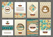 Creativity,Computer Graphics,Book,Scrapbook,Template,Packaging,Collection,Illustration,Shape,2015,Computer Graphic,Plan,Brochure,Decoration,Gift,Backgrounds,Plan,Flyer - Leaflet,Vector,Label,Giving,Blue,Beige,Pattern