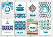 Creativity,Computer Graphics,Book,Scrapbook,Template,Packaging,Collection,Illustration,Shape,2015,Computer Graphic,Plan,Space,Brochure,Decoration,Gift,Backgrounds,Plan,Flyer - Leaflet,Vector,Giving,Blue,Beige,Pattern