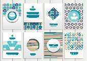 Creativity,Computer Graphics,Book,Scrapbook,Template,Packaging,Collection,Illustration,2015,Computer Graphic,Plan,Space,Brochure,Decoration,Gift,Backgrounds,Plan,Flyer - Leaflet,Vector,Label,Giving,Blue,Beige,Pattern