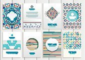 Creativity,Computer Graphics,Book,Scrapbook,Template,Packaging,Collection,Illustration,Shape,2015,Computer Graphic,Plan,Space,Brochure,Decoration,Backgrounds,Plan,Flyer - Leaflet,Vector,Label,Giving,Blue,Beige,Pattern