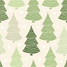 Abstract,No People,Computer Graphics,Ornate,Christmas,Illustration,Symbol,2015,Winter,Computer Graphic,Seamless Pattern,Christmas Tree,Decoration,Season,Backgrounds,Tree,Vector,Pattern