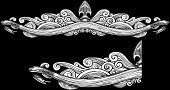 Nautical Vessel,Frame,Sea,Ornate,Water,Banner,Arrowhead,Vector,Black Color,Swirl,Cloud - Sky,Wave Pattern,White,Line Art,Pen And Ink,Computer Graphic,Curve,Ilustration,Drawing - Art Product,hand drawn,Ribbon,Curled Up,Vector Ornaments,Vector Icons,Arrow Symbol,Illustrations And Vector Art,Shape,Horizontal,Isolated,Isolated On White