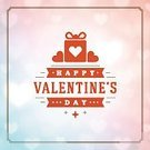 February,Love,Valentine's Day - Holiday,Illustration,Vector,Red