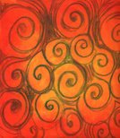 Swirl,Backgrounds,swirly,Spiral,Multi Colored,Paint,Abstract,Fun,Doodle,Orange Color,Painted Image,Paintings,Ilustration,Creativity,Motion,Bright,Pencil Drawing,Drawing - Art Product,Arts And Entertainment,Visual Art,Yellow,Arts Backgrounds,Arts Abstract,Vibrant Color,Raw Food