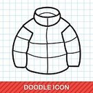 Adult,Women,Background,Doodle,Collection,Illustration,Symbol,Fashion,Drawing - Activity,Backgrounds,Arts Culture and Entertainment,Vector,Personal Accessory,Coat,Shirt,Clothing,Pattern