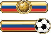 Soccer,Colombia,Flag,Laurel Wreath,Insignia,Symbol,Badge,Soccer Ball,Banner,Brazil,Competitive Sport,2014,Brazil 2014,Team Sport,Shiny,Ilustration,Gold Colored,Gold,Vector
