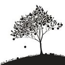 Heat - Temperature,Growth,Memories,Childhood,Silhouette,Black And White,Back Lit,Flower,Computer Graphics,Day,Tulip,Plant,Lawn,Meadow,Painted Image,Monochrome,Arranging,Flowerbed,Summer,Falling,Vegetable,Nostalgia,Grounds,Illustration,Nature,Shadow,Shape,Leaf,Outline,Computer Graphic,Decoration,Monochrome,Moving Down,Formal Garden,Focus on Shadow,Tree,Lifestyles,Grass,Vector,Design,Apple - Fruit,Pattern,Dark,Black Color,Green Color
