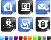 Lock,Protection,Security,Security Staff,Security System,House,Computer,Residential Structure,Padlock,Human Hand,Symbol,Computer Icon,Shield,E-Mail,Mail,Black Color,Green Color,Keyhole,Label,Icon Set,Vector,Square Shape,Shiny,Ilustration,Blue,Holding,Computer Graphic,Letter,Red,Design,Page Curl,Square,Folded,Digitally Generated Image,Orange Color