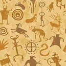Cave Painting,Indigenous Culture,Archaeology,Kokopelli,Primitivism,Community,Rock - Object,Dancing,Drawing - Art Product,Prehistoric Era,Sheep,Ram - Animal,Animal,Deer,Utah,Vector,Sketch,Women,North America,Men,Carving - Craft Product,Painted Image,Social History,The Past,Ilustration,American Southwest,Animals And Pets,Vector Backgrounds,Nature Symbols/Metaphors,Nature,Animal Backgrounds,Illustrations And Vector Art