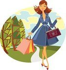 Shopping,Women,Cartoon,Clip Art,Fashion,Store,Park - Man Made Space,Vector,Sales Occupation,Ilustration,Clothing,Female,Computer Graphic,Buying,Cheerful,Smiling,Lifestyles,Tree,Glamour,Travel Destinations,Art,Youth Culture,City Life,Outdoors,Satisfaction,Beauty In Nature,Beauty,Fashion,Lifestyle,Beauty And Health,Young Women,Illustrations And Vector Art