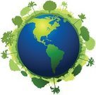 Earth,Planet - Space,Globe - Man Made Object,Tree,World Map,Tropical Rainforest,Green Color,Forest,Environment,Silhouette,Vector,Nature,Treelined,Environmental Conservation,Plant,Map,Tropical Climate,Landscape,Landscaped,Animals In The Wild,Oak Tree,Cedar Tree,Wildlife,Elm Tree,Grove,Evergreen Tree,Coconut Palm Tree,Walnut Tree,Tropical Tree,Fir Tree,Lush Foliage,Branch,Scenics,Meadow,Pine Tree,Woodland,Rural Scene,Hill,Wood - Material,Tree Trunk,Deciduous Tree,Unripe,Nature,Plants,Save The World,Perennial,Nature Symbols/Metaphors,Beach Tree