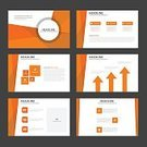 268399,Abstract,No People,Computer Graphics,Outlet,Template,Illustration,Infographic,Presentation,Flat,Computer Graphic,Aubusson,Backgrounds,Vector,Design,Group Of Objects,Orange Color,Pattern,Design Element