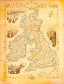 Map,Old,UK,Scotland,Republic of Ireland,Cartography,England,Antique,British Culture,London - England,Old-fashioned,History,kingdom,Retro Revival,Europe,Island,Awe,English Culture,Image Created 19th Century,Unity,Frame,International Border,Isolated,Photography,Ornate,Ilustration,Paper,Government,Northern Ireland,Jewish Prayer Shawl,Wales,Decoration,Color Image,uk map,Document,People Traveling,Isolated On White,Journey,Close-up,Vignette,Dirty,Politics,Map Of Uk,1940-1980 Retro-Styled Imagery,Studio Shot,Arts And Entertainment,Single Object,Illustrations And Vector Art,Atlantic Ocean,Grunge,Travel Locations,National Landmark,British Map,Macro,Topography,Composition,Physical Geography,No People,Copy Space,Direction,Travel,Visual Art