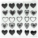 268399,Square,Distressed,Love,Wedding,Paper,Valentine's Day - Holiday,Collection,Scratched,Ink,Hand Colored,Aubusson,Distressed,Watercolor Painting,Heart Shape,Clip Art,Watercolor Paints,Photography,Design,Gray,White Color,Black Color,Design Element