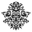 Black Color,White,Growth,Floral Pattern,Decoration,Swirl,Single Line,Symbol,Ornate,Symmetry,Vector,Design,Computer Graphic,Leaf,Design Element,Elegance,Curve,Isolated,Old-fashioned,Style,Shape,Ilustration,Arts Abstract,Vector Florals,Arts Symbols,Painted Image,Image,Illustrations And Vector Art,Arts And Entertainment