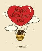 Adult,Young Adult,60500,Ideas,Sayings,Motivation,Togetherness,Romance,Retro Styled,Concepts,Females,Men,Women,Silhouette,Concepts & Topics,Girls,Sketch,Date - Fruit,Background,Love,Boys,Cute,Aerostat,Wedding,Beauty,Greeting Card,Old-fashioned,Wind,Valentine's Day - Holiday,Illustration,Sky,Valentine Card,Couple - Relationship,Heterosexual Couple,Flirting,Blimp,Heart Shape,Backgrounds,Hot Air Balloon,Dating,Vector,Drawing - Art Product,Date,Text,Greeting,Red