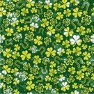 St. Patrick's Day,Pattern,Irish Culture,Clover,Backgrounds,Green Color,Horseshoe,Floral Pattern,Luck,Nature,Wallpaper Pattern,Symbol,Vector,Computer Graphic,Ornate,Design,Color Image,Art,Decoration,Decor,Clip Art,Design Element,Vector Backgrounds,Abstract,Holidays And Celebrations,Ilustration,Holiday Symbols,Illustrations And Vector Art,Holiday Backgrounds