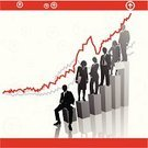 Business Person,Chart,Success,Businessman,Graph,Silhouette,Red,Growth,Team,Teamwork,Achievement,Arrow Symbol,Bar Graph,Improvement,Black Color,Occupation,Moving Up,Sitting,Businesswoman,White Collar Worker,Concepts,Suit,Copy Space,Standing,Business Backgrounds,Business Concepts,Business,Looking At Camera