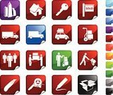 Moving House,Moving Office,Symbol,Action,Mover,Box - Container,Moving Van,Computer Icon,Truck,Car,Icon Set,City,Picking Up,Hand Truck,Semi-Truck,Real Estate,House,Team,Loading,Label,Open,Carrying,Stick Figure,Key,Pushing,Adhesive Tape,Tape Dispenser,Opening,Cart,Push Cart,Teamwork,Felt Tip Pen,Utility Knife,Moving Boxes,packaging tape