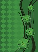 St. Patrick's Day,Clover,Luck,Irish Culture,Nature,Leaf,Symbol,Backgrounds,Sign,Pattern,Four Objects,Shape,Green Color,Design,Religious Icon,Greeting,Backdrop,Vacations,Plant,Ornate,Vector,Swirl,Decoration,Single Object,Wallpaper Pattern,Painted Image,Scroll Shape,patrick,patric,patrik,Illustrations And Vector Art,Vector Backgrounds,Vector Florals,Travel Destinations,Ilustration,Saint,Holiday,Art Product,Computer Icon