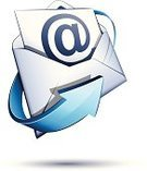 E-Mail,Internet,Envelope,Letter,Communication,Mail,@,'at' Symbol,Arrow Symbol,Three-dimensional Shape,Message,Vector,Ideas,Blue,Document,Global Communications,Concepts,Paper,White,Isolated,Orbiting,Moving Around,Illustrations And Vector Art,Technology,Technology Symbols/Metaphors,Vector Icons