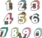secondary,No People,Number 9,Number 1,Bear,Teddy Bear,Cartoon,Collection,Number 4,Illustration,Symbol,Number 7,Number 2,Number 5,Number,Number 6,Number 3,Typescript,Number 8,Vector,Text